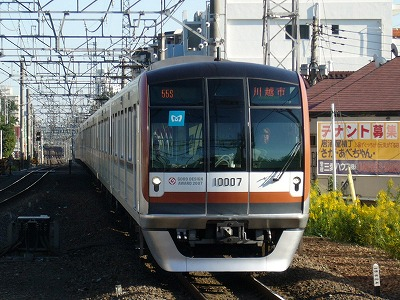 07.10.26 東武東上線 メトロ10107F