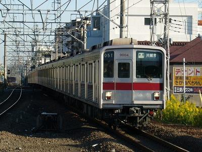 07.10.26 東武東上線 9104F