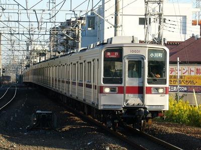 07.10.26 東武東上線 11031F