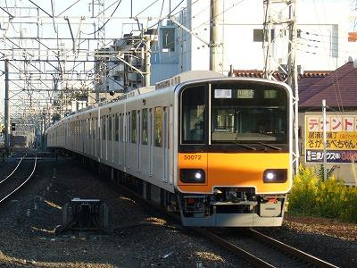 07.10.26 東武東上線 51072F