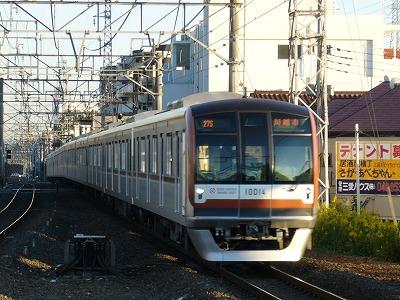 07.10.26 東武東上線 メトロ10114F