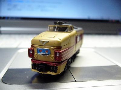 485系100番台京都車1