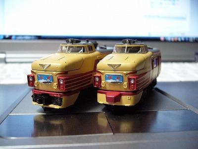 485系100番台京都車3