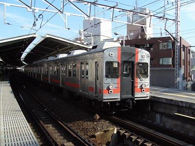 07.11.05 東急東横線27ゥ 8019F