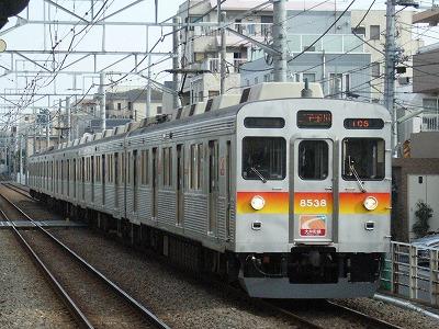 07.11.05 大井町線 105ゥ 8638F