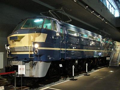 鉄博07 EF66 11