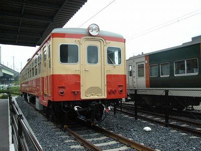 鉄博16 キハ11-25、185系