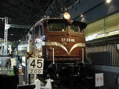 鉄博22 EF58 89