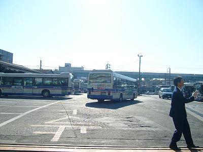 臨港バス浜川崎営業所