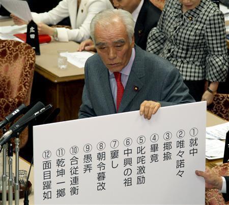 漢字テスト