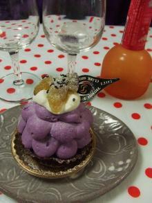 お誕生日ケーキ1