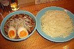 麺楽のつけ麺