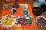 けだもと荘の夕食
