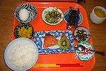 けどもと荘の朝食