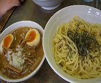 藍華のつけ麺