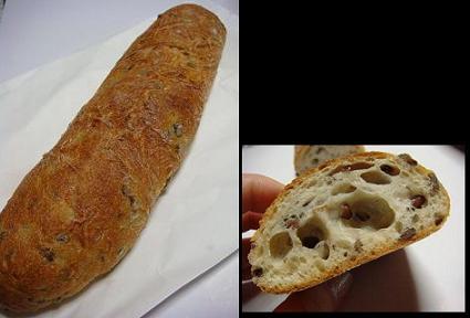 ライ麦?パン
