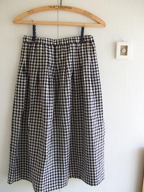 大人スカート