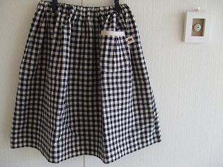 子どもスカート