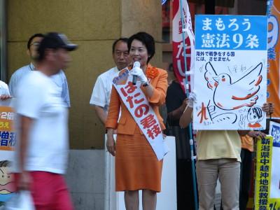 神奈川選挙区候補1