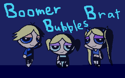 Blue B's