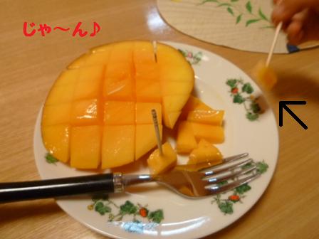 2011夏☆マンゴー-5