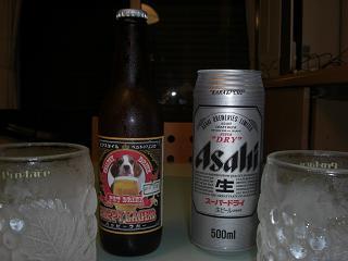 汗かいた後のビールって最高~
