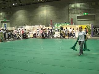 ペット博2007会場