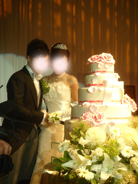 アヤちゃん結婚式⑥