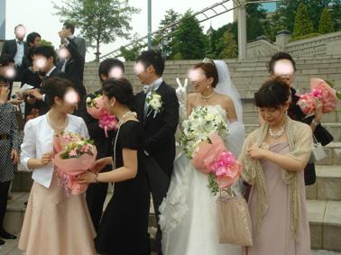 アヤちゃん結婚式⑤