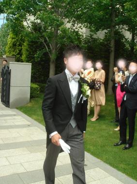 アヤちゃん結婚式