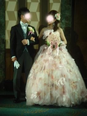アヤちゃん結婚式⑦