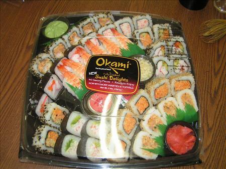 Okami Sushi 1