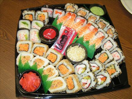 Okami Sushi 2