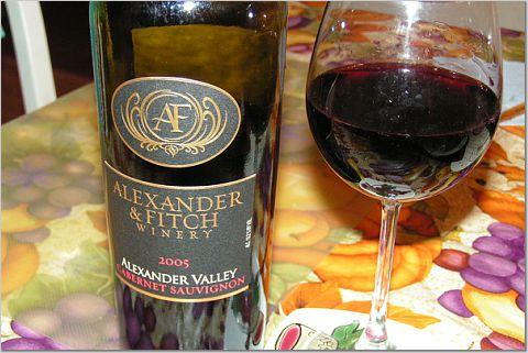 Alexander Fitch cabernet 2