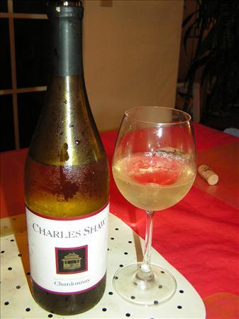 Charles Shaw Chardonnay Wine