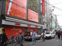12月8日にリニューアルオープンする「とらのあな なんば2号店」の様子