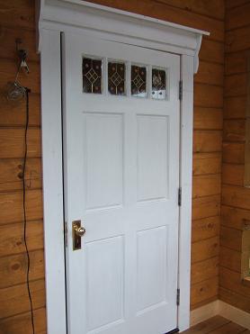 ドア二回目塗装終了だ