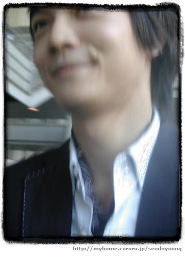 ソ・ドヨン来日#08