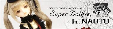 Super Dollfie×h.NAOTO
