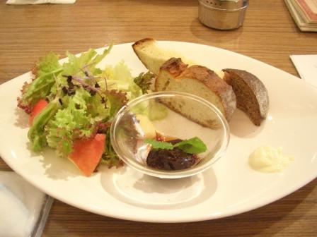 前菜@Bio cafe