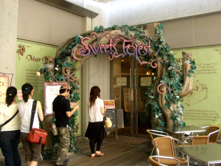 Sweets Forest 外見