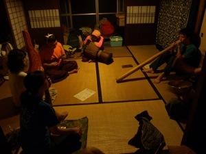12真夜中のセッション