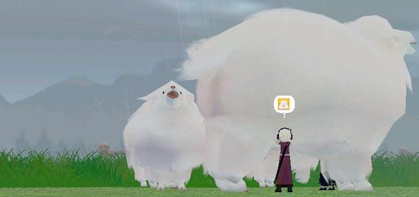 親分 綿あめ羊