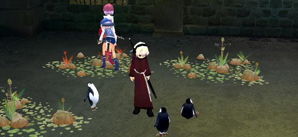 ペンギンバリア
