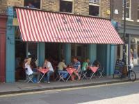 British料理で有名な店。