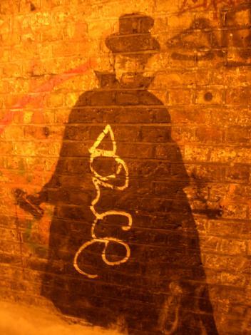 Jack the Ripper。有名なアーティストの作品。