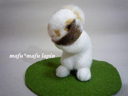 羊毛うさぎ2