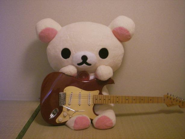 コリたんギター