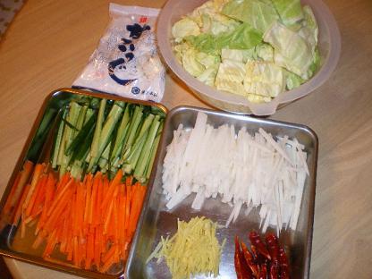 鰊飯鮨の下準備