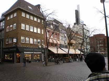 デンハーグ商店街